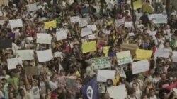 BRAZIL PROTESTS VOSOT