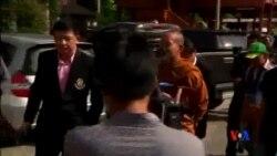 2014-05-28 美國之音視頻新聞: 泰國軍方稱已經釋放多數被拘留者