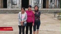 Ba gia đình Việt vượt biên 'sắp được phỏng vấn'
