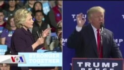 Trump ve Clinton Son Kez Karşı Karşıya Geliyor