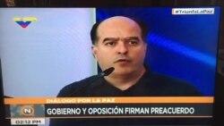 Borges: Aún no hay acuerdo con el gobierno