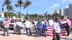 Exhortan a la calma por medidas inmigratorias