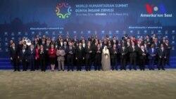 Dünya Liderleri İnsani Yardım İçin İstanbul'da