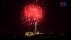 Amerika'da 4 Temmuz Kutlamaları