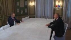 Մյունխենի անվտանգության համաժողովի շրջանակում հանդիպել են Նիկոլ Փաշինյանը և Իլհամ Ալիևը