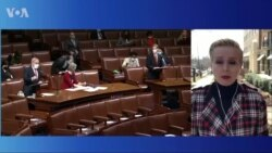 Конгресс США обсуждает Закон о помощи американской экономике