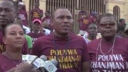 Ayiti: Yon Inisyativ Pati Pouvwa an Plas la pou Ede Plizyè Paran Pandan Antre Lekòl la