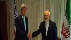 克里與伊朗外長討論伊核項目問題
