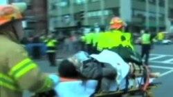 奥巴马誓言对波士顿爆炸凶手绳之以法