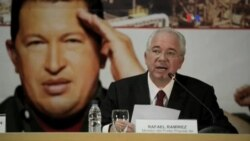 Venezuela: Rafael Ramirez renuncia a su cargo
