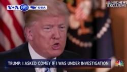 Ông Trump tính sa thải Giám đốc FBI từ lâu