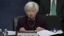 美联储主席对经济复苏表示乐观但警告风险仍存在