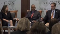 VOA60 Afrika: katibu mkuu wa CUF, Seif Shariff azuru Marekani kufahamisha hali ya kisiasa zanzibar