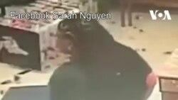 Mỹ: Bị bắt vì phá hoại tiệm làm móng của người Việt
