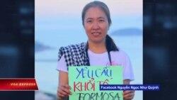 Blogger Mẹ Nấm bị chuyển trại trước Tết