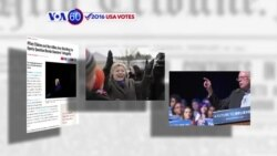 Manchetes Americanas 9 de Fevereiro 2016