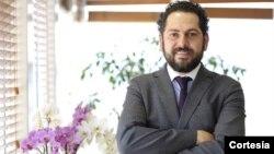 Lucas Gómez, gerente de fronteras de la Presidencia de Colombia. [Foto: Cortesía]
