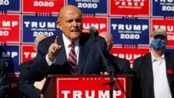 Abogado de Trump dice que hubo plan centralizado para un fraude electoral