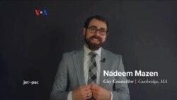 Nadeem Mazen: Muslim AS Pertama yang Menjadi Anggota Dewan Kota Cambridge, MA