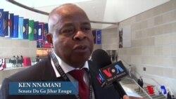 Hira da Senator Ken Nnamani da ga jihar Enugu, Najeriya, Kan Muhimmancin Tarukan Jam'iyyun Siyasa Na Amurka.
