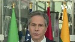 Держсекретар США - про загрози з боку інших країн. Відео