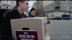 LGBT Activists Arrested in Moscow as They Seek Justice for Gay Chechens