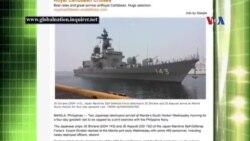 Nhật đưa tàu chiến đến Biển Đông tập trận chung với Philippines