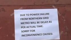 印度大規模停電﹐近四億人沒電