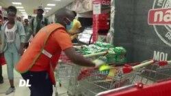 Maduka ya jumla yafanya usafi kuzuia maambukizi Kenya