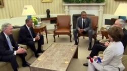 白宫:总统有权对'伊斯兰国'采取行动