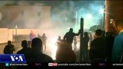 Protesta në Tiranë, 42 të arrestuar për aktet e dhunës