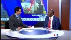 Washington Forum du 24.12.15 : report des élections en RCA et 3ème mandat au Rwanda