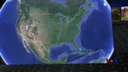美国掠影:加州卡车撞大巴酿惨祸;纽约硕鼠搭地铁乘客惊魂;联调局猛将勇救被绑架人质;莱特曼退休柯贝尔接掌深夜秀;华盛顿又见樱花盛开