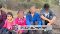 Imigran Gelap Anak-Anak