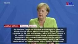 Almanya: 'Türkiye'nin İstikrarı Almanya'nın da Çıkarınadır'