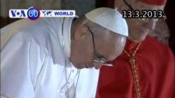 Tân Giáo hoàng mới được chọn, Hồng y Bergoglio