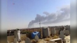 CN- Iraq Requests US Air Strikes as ISIL Advances