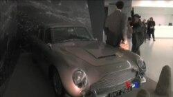 ရုရွားမွာ ျပဳလုပ္တဲ့ James Bond ရုပ္ရွင္ အမွတ္တရ ျပပဲြ
