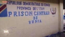 Des détenus meurent de faim à la prison centrale de Bunia