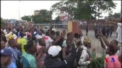 A Kinshasa, des messes anti-Kabila dispersées dans des églises (vidéo)