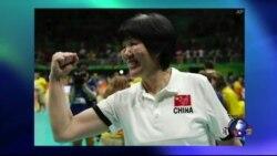 媒体观察: 海归郎平点睛 中国女排重腾