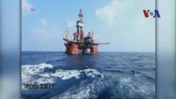Trung Quốc phát hiện mỏ khí lớn ở Biển Đông