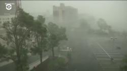 В Северную Каролину пришел ураган «Флоренс»