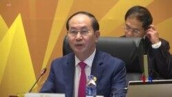 2018-09-21 美國之音視頻新聞: 越南國家主席陳大光病逝