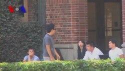 امریکی یونیورسٹیوں میں چینی طالب علم