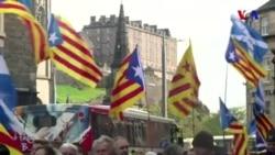 Avropanın separatçı hərəkatları Kataloniyada baş verənləri diqqətlə izləyir