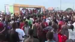 Ivory Coast kupiga kura Jumamosi kumchagua rais