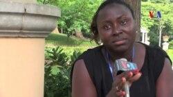 Quero ser ministra da Saúde da Guiné-Bissau
