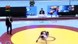 AQSh va Eron kurash maydonida birga/US Iran Wrestling