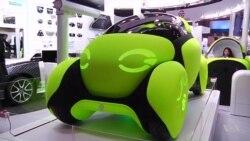 ชมโฉมรถยนต์ต้นแบบสำหรับอนาคตในงาน 'Tokyo Motor Show'